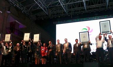 Durante la inauguración de la 5a Feria Nacional de Pueblos Mágicos se entregaron los 10 nuevos nombramientos.