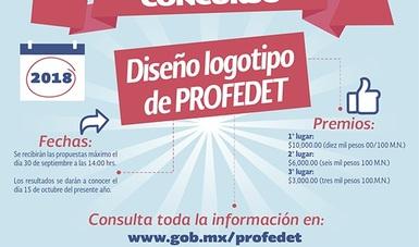 Concurso diseño logotipo Profedet