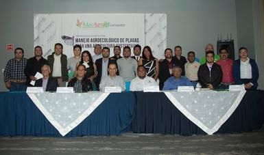 """Termina el taller """"Manejo Agroecológico de Plagas para una Agricultura Sustentable"""""""