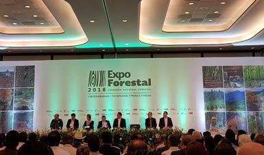 ProMéxico apoya con centro de negocios y asesoría a empresas en Expo Forestal 2018
