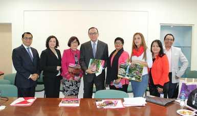 Nicaragua y México unen experiencias para fortalecer la educación inicial comunitaria.