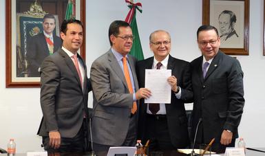 Derivado del proceso de elección llevado a cabo el 8 de octubre de 2018 se eligió a Arturo Olivares Cerda como Secretario General del SNTSS