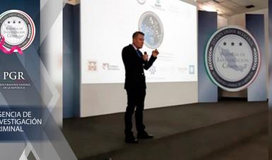 PGR lleva a cabo primera conferencia nacional sobre uso y manejo seguro del fentanilo