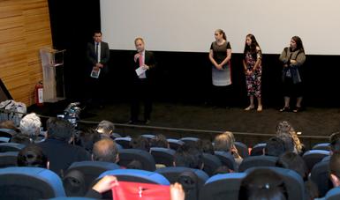El ciclo documental continuará los domingos del 21 de octubre al 25 de noviembre en el Foro al aire libre de la Cineteca Nacional, a las 19:00 hrs.