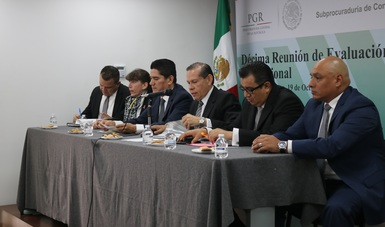 PGR Jalisco celebra su Décima Reunión Plenaria Delegacional