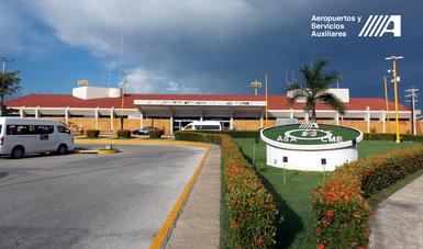 Aeropuerto de Ciudad del Carmen, Campeche