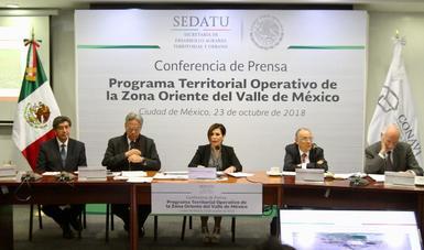 Con este programa se beneficiarían los habitantes de 12 municipios del Estado de México y 3 alcaldías de la Ciudad de México