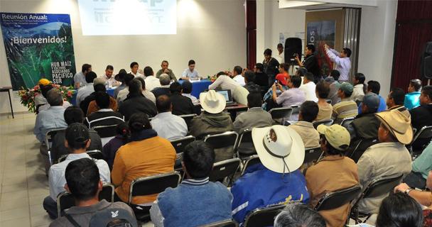 Destacan resultados de MasAgro en Oaxaca; promueve agricultura