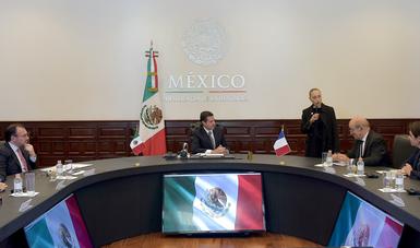 Al hacer un balance de los últimos seis años de relaciones bilaterales, el Presidente Peña Nieto aseguró que la relación México-Francia se encuentra en uno de sus mejores momentos.