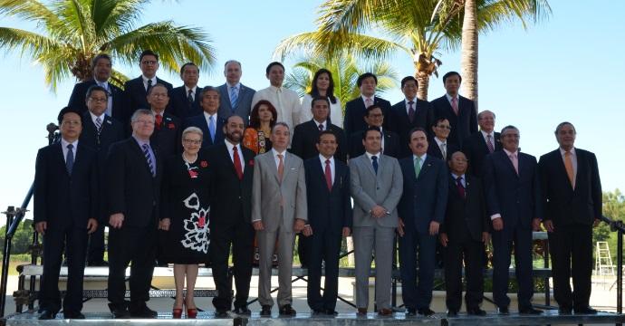 La región Asia-Pacífico, motor del crecimiento mundial