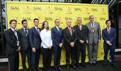46 empresas mexicanas participan en SIAL París con apoyo de ProMéxico
