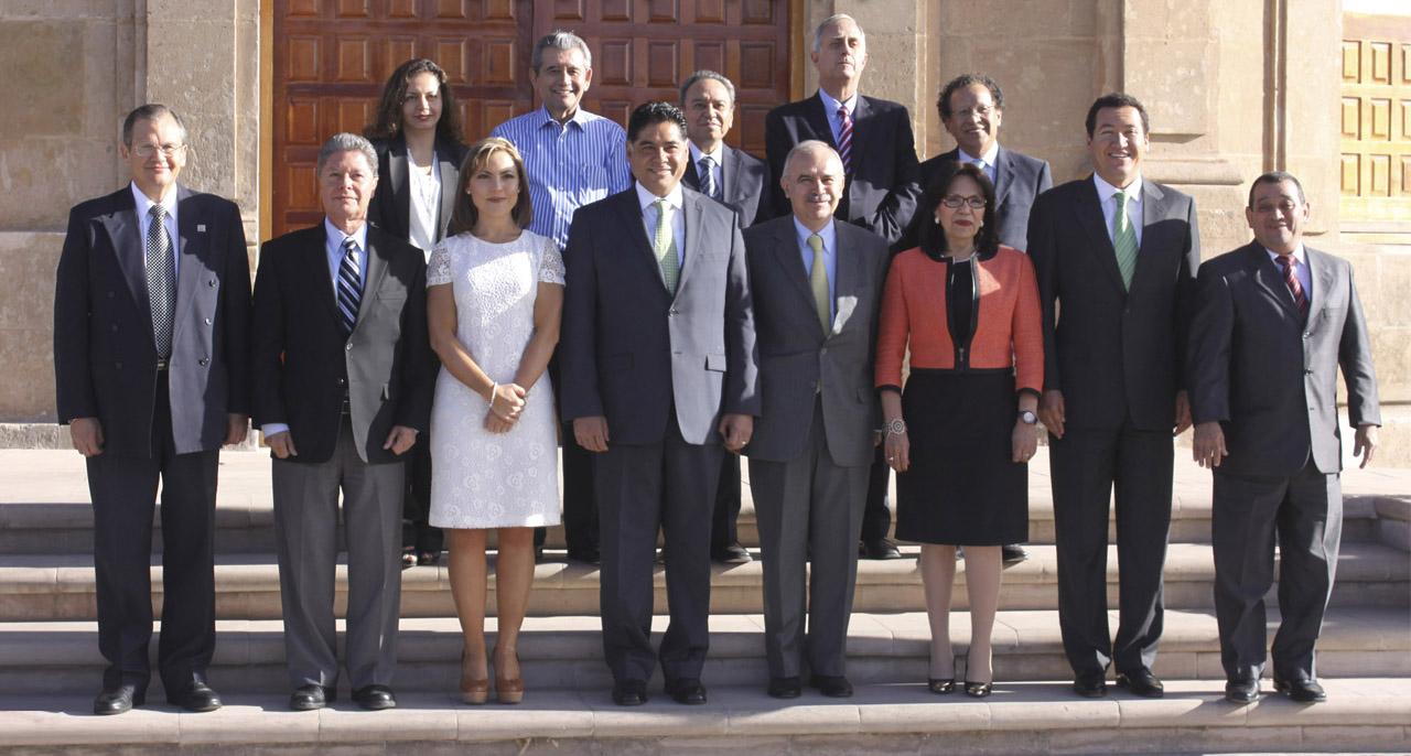Primera Reunión Regional Noreste de la Comisión Permanente de Contralores Estados-Federación (CPCE-F).