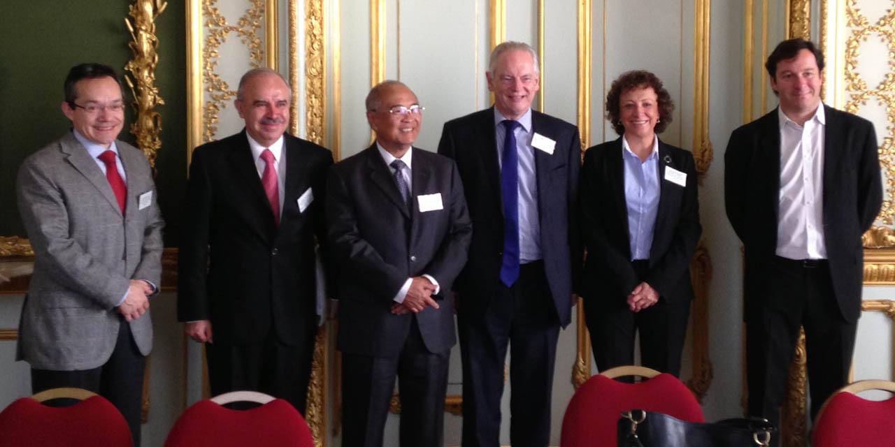 Reunión Ministerial del Comité Promotor de la Alianza para el Gobierno Abierto.