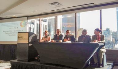 Dialogan expertos sobre guías para la planeación ante el cambio climático y las Tecnologías Ecológicamente Racionales (TERs)