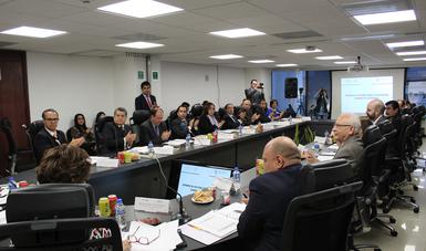 Cuarta Sesión Ordinaria del Consejo Directivo del INAPAM