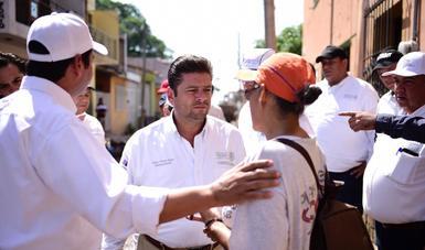 Subsecretario Javier García Bejos en Nayarit