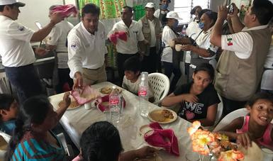 Comedores Comunitarios fundamentales para el apoyo en Nayarit y Sinaloa