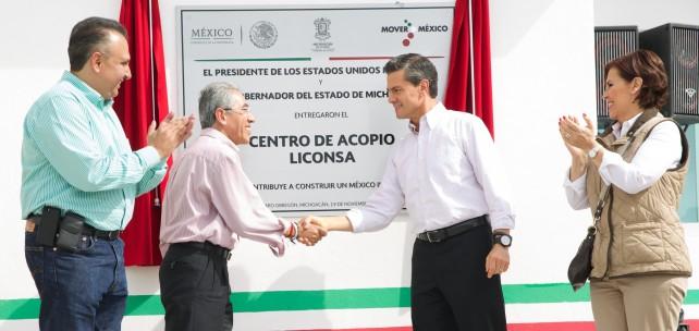 Anuncia el Presidente Enrique Peña Nieto que hará pública la totalidad de su declaración patrimonial