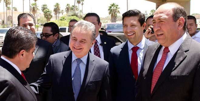 Con la integralidad de la reforma energética, México enfrenta los embates del mercado petrolero internacional: PJC
