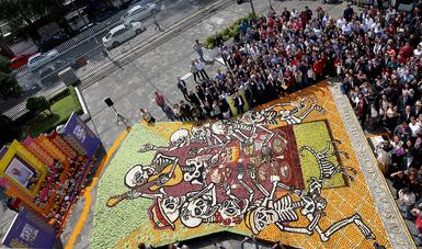 Inaugura Castro López ofrenda en  honor a Sebastián Lerdo de Tejada