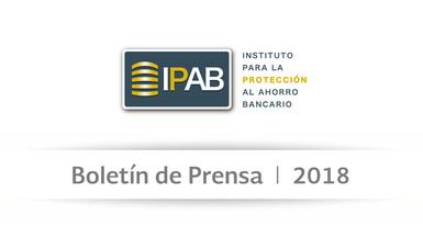 Boletín de Prensa 04-2018.