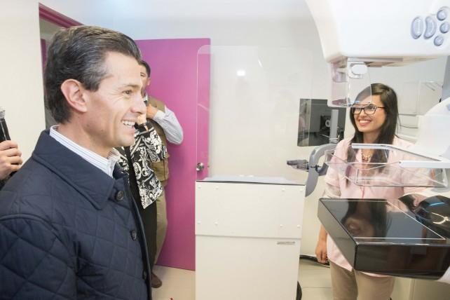 El Gobierno de la República trabaja con enorme compromiso para asegurar la salud para todos los mexicanos: Enrique Peña Nieto