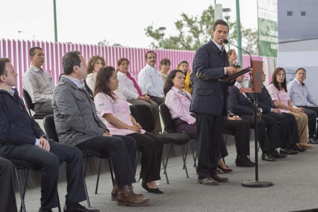 No permitiré que se ponga en duda la confianza que me ha dado la mayoría de los mexicanos para conducir los destinos de la República: EPN