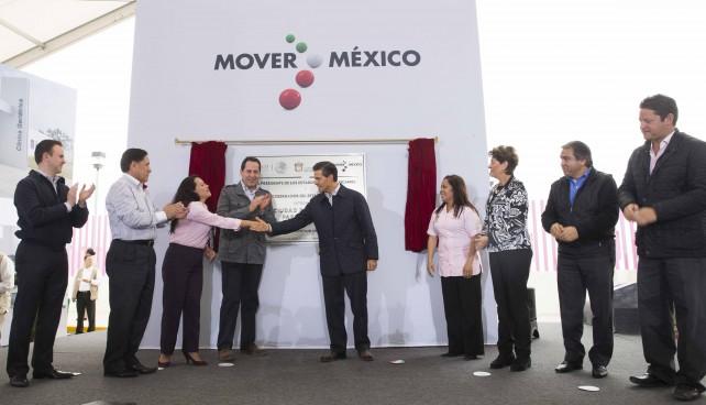 El Gobierno de la República está firme en la construcción del proyecto de nación que queremos para el bienestar de todos los mexicanos: EPN