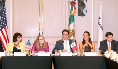México y Estados Unidos llaman a continuar fortaleciendo la relación energética