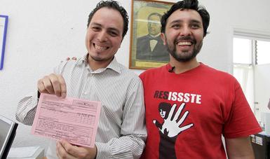 El ISSSTE, la primera institución en México en brindar seguridad social a parejas del mismo sexo, desde 2014