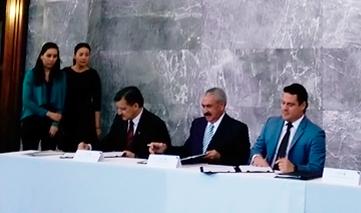 Firman SEP y Gobierno de Jalisco convenios para fortalecer la Educación Superior