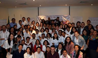 """Concluye El Encuentro Nacional """"Preservación: Jóvenes Por El Patrimonio"""""""