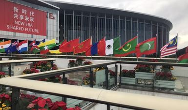 ProMéxico logra exitosa participación en la Exposición Internacional de Importación en China (CIIE) 2018