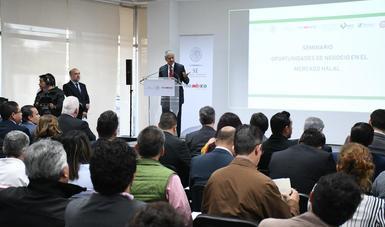 ProMéxico impulsa exportación de productos mexicanos en el mercado Halal