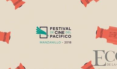 Cartel del Festival de Cine del Pacífico 2018