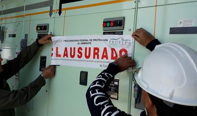 La PROFEPA clausuró y multó con $3,747,900.00, a Termoeléctrica Francisco Pérez Ríos, en Hidalgo, por incumplir ley ambiental: carecía de concesión vigente de descarga de aguas residuales, las cuales estaban arriba del límite establecido en la norma.