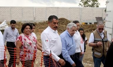 Nuevo Hospital General del ISSSTE en Tabasco beneficiará a más de 200 mil derechohabientes