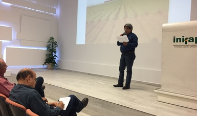 INIFAP participa en seminario de producción de garbanzo en el sur de Sonora