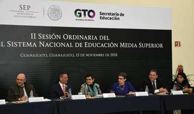 Consejo del Sistema Nacional de Educación Media Superior (SINEMS)