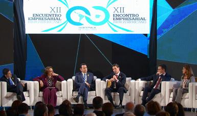 El Primer Mandatario señaló que el combate a la desigualdad es el reto más importante que enfrenta América Latina.