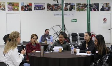 Capacitan a representantes de las Instancias de Mujeres de todo el país para potenciar su labor en materia de acompañamiento a víctimas de violencia.