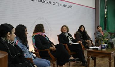Realizó el Indesol el Encuentro Nacional de Titulares 2018