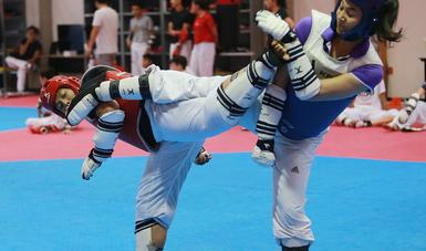 Después de colocarse en el quinto lugar de la serie 4, la atleta busca superar su resultado.