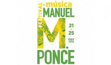 Festival de Música Manuel M. Ponce cumple un lustro enalteciendo el legado del compositor zacatecano