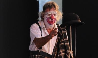 El clown catalán cerrará el 6o Encuentro Internacional de Clown este 18 de noviembre en el Teatro Helénico