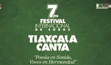 Participarán coros de Ecuador, Estados Unidos y Colombia, así como de ocho estados del país y 19 de la entidad