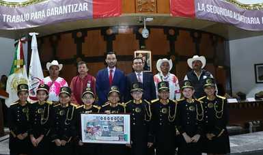 Celebra Lotenal 39 años del Programa de Abasto Rural de Diconsa