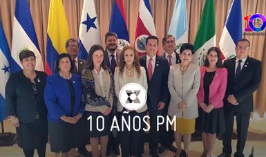 Durante el Simposio se destacaron los aprendizajes construidos de manera colectiva por los países desde que el Proyecto Mesoamérica fue lanzado oficialmente