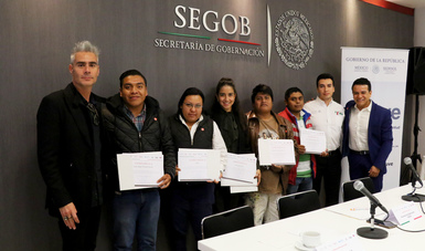 El Imjuve Premia Las Mejores Prácticas Juveniles Sobre Prevención Social