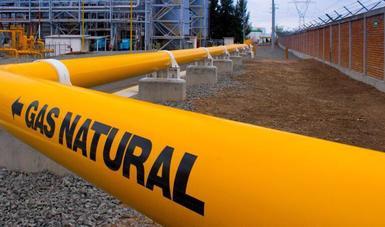 Mayor abasto de gas natural en el sureste de México, particularmente en la península de Yucatán